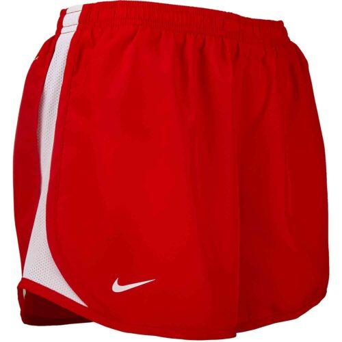 Girls Nike USWNT Tempo Shorts – Red