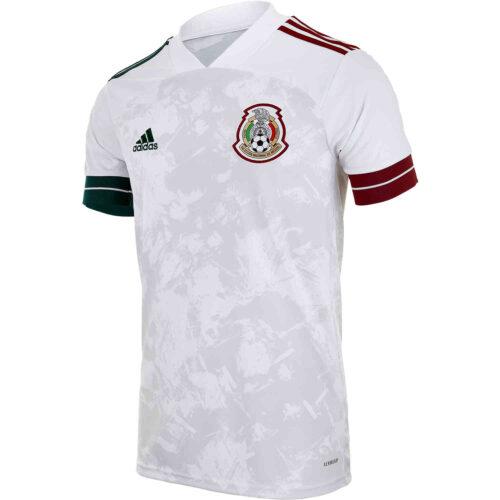 2020 adidas Mexico Away Jersey