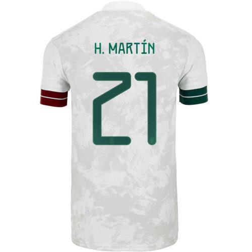 2020 adidas Henry Martin Mexico Away Jersey