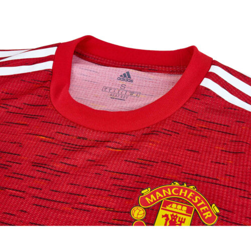 2020/21 adidas Anthony Martial Manchester United Home Authentic Jersey