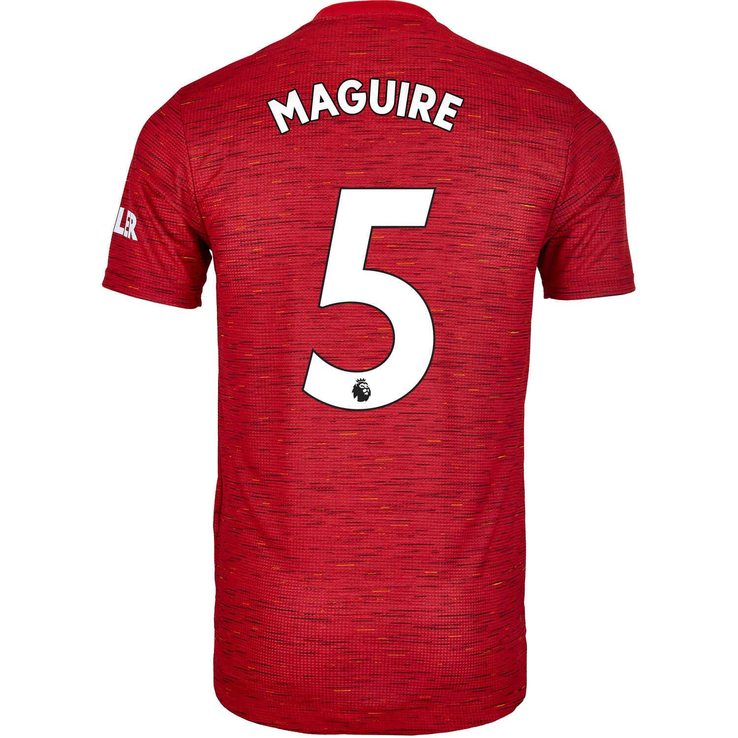 2020/21 adidas Harry Maguire Manchester United Home Authentic Jersey - SoccerPro