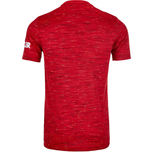 2020/21 adidas Manchester United Home Jersey