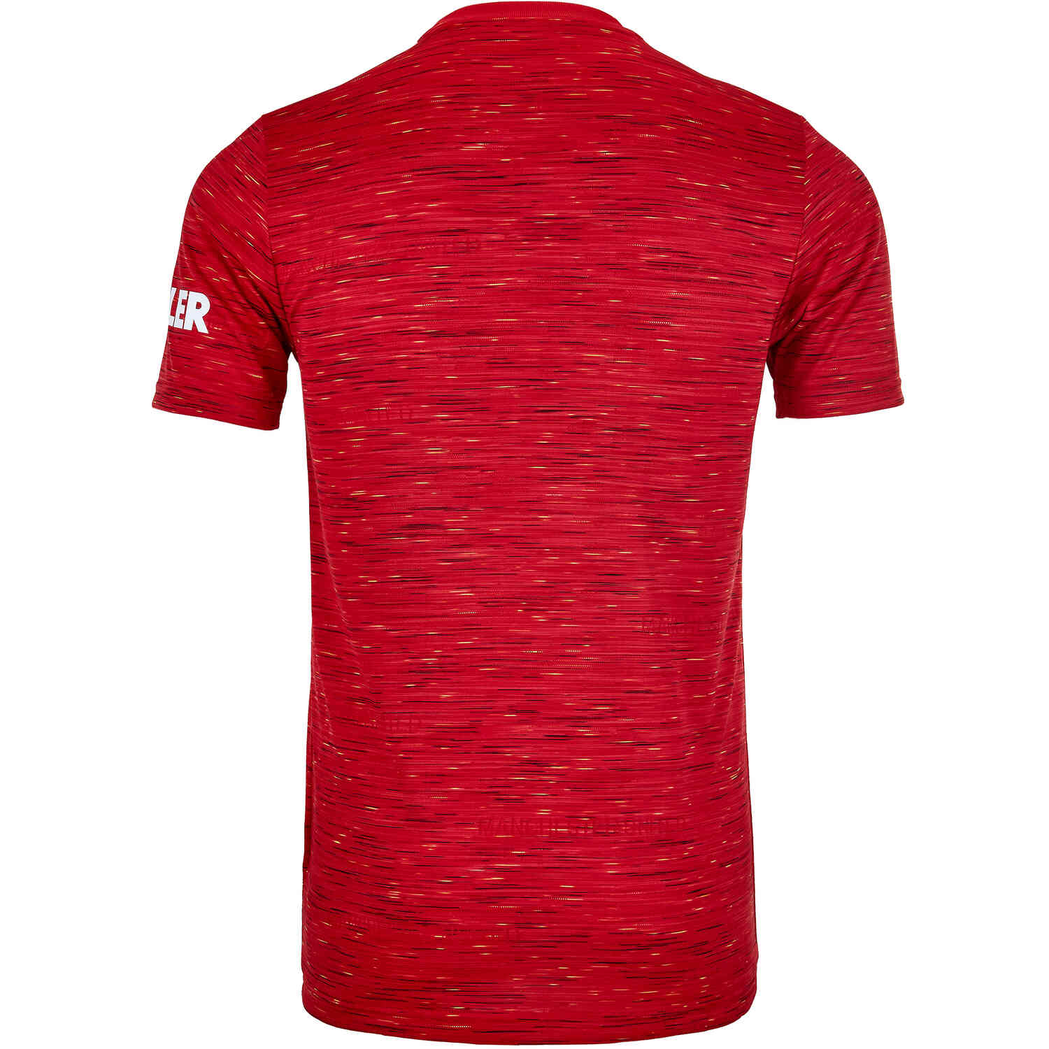 adidas Manchester United Home Jersey - 2020/21 - SoccerPro