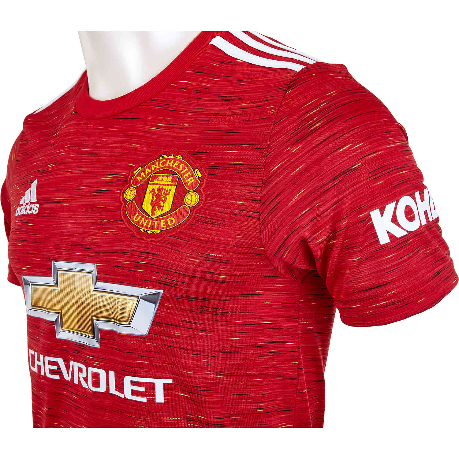 2020/21 adidas Manchester United Home Jersey - SoccerPro