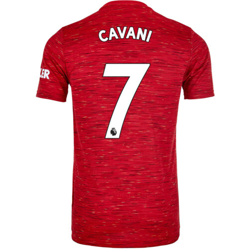 2020/21 adidas Edinson Cavani Manchester United Home Jersey