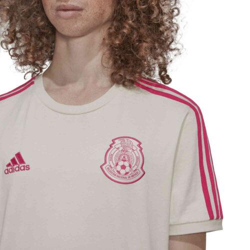 adidas Mexico 3-Stripes Tee – Talc