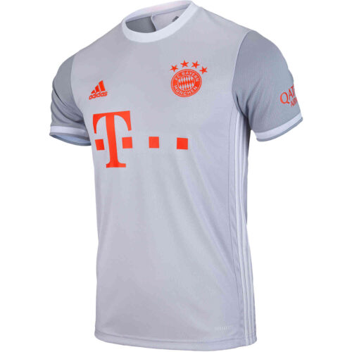 2020/21 Kids adidas Bayern Munich Away Jersey