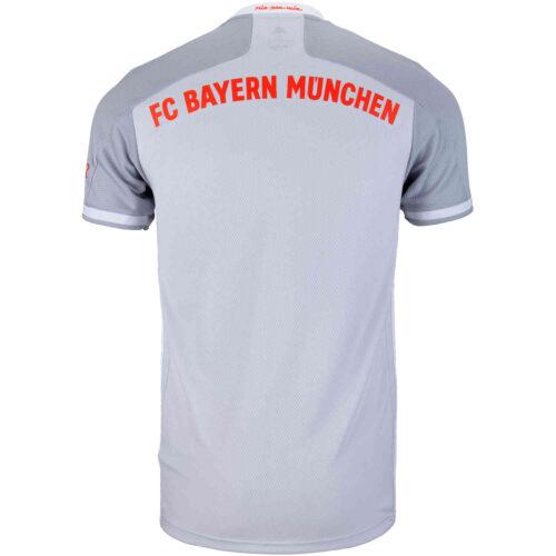 2020/21 adidas Bayern Munich Away Jersey