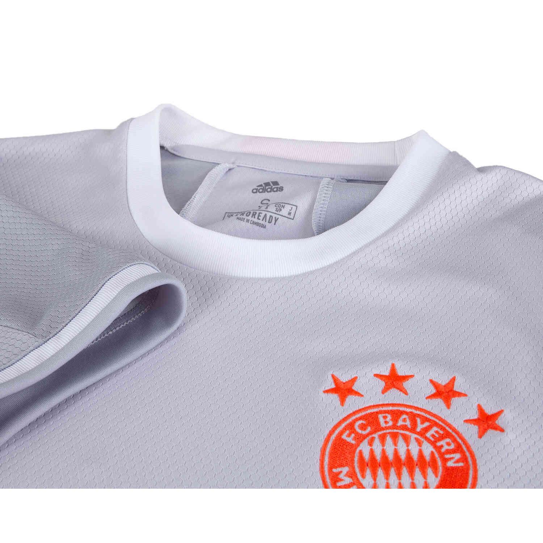 2020/21 adidas Bayern Munich Away Jersey - SoccerPro