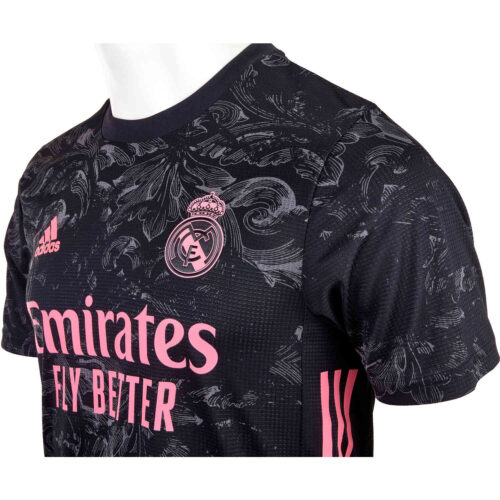 2020/21 adidas Real Madrid 3rd Authentic Jersey
