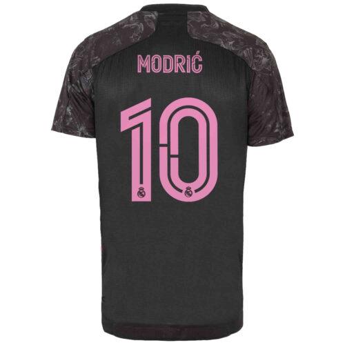2020/21 adidas Luka Modric Real Madrid 3rd Authentic Jersey