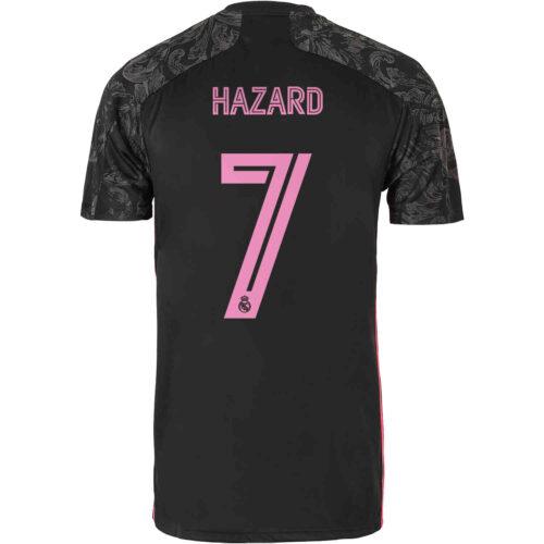 2020/21 adidas Eden Hazard Real Madrid 3rd Jersey