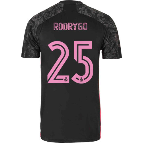 2020/21 adidas Rodrygo Real Madrid 3rd Jersey