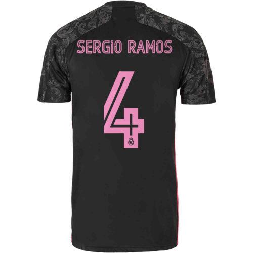 2020/21 adidas Sergio Ramos Real Madrid 3rd Jersey
