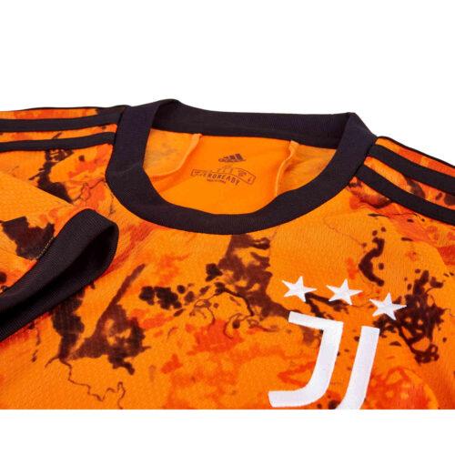 2020/21 adidas Matthijs de Ligt Juventus 3rd Jersey