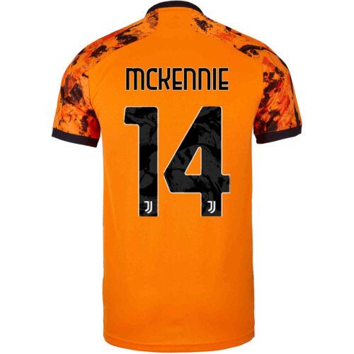 2020/21 adidas Weston McKennie Juventus 3rd Jersey
