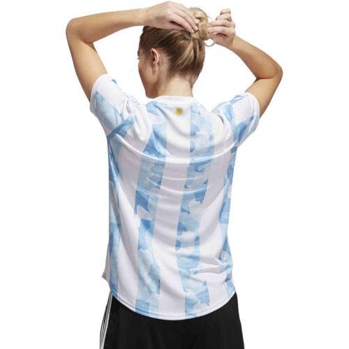 2020 Womens adidas Argentina Home Jersey