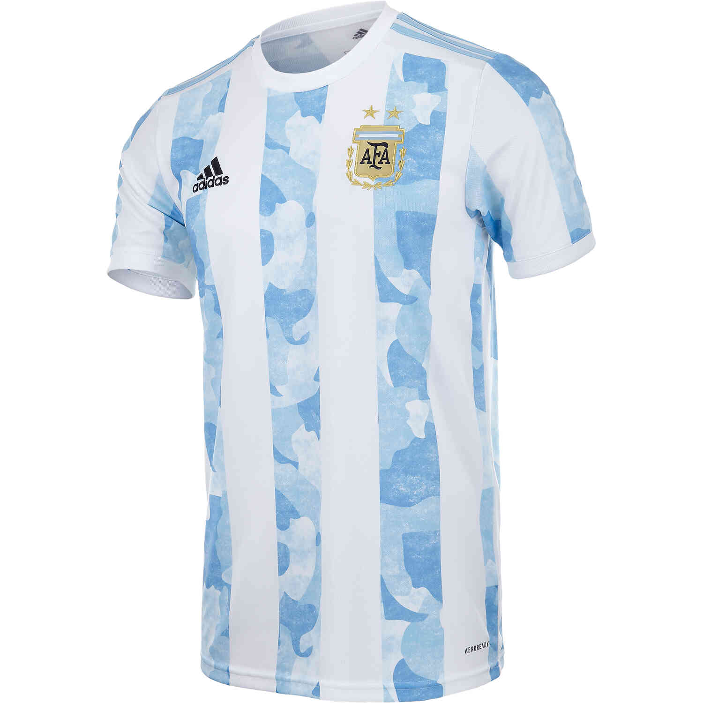 Kids adidas Argentina Home Jersey - 2020 - SoccerPro