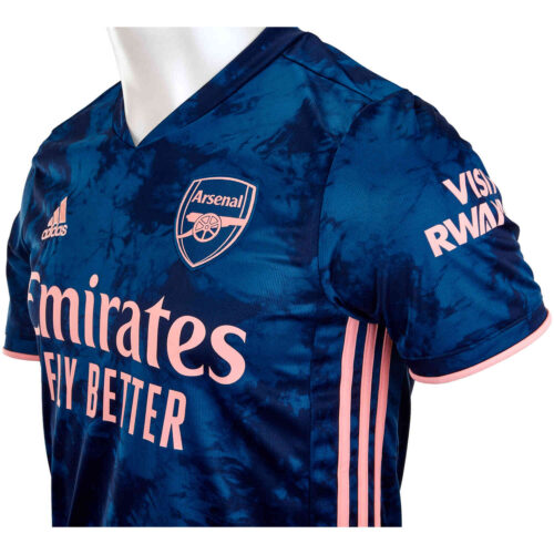 2020/21 Kids adidas Arsenal 3rd Jersey