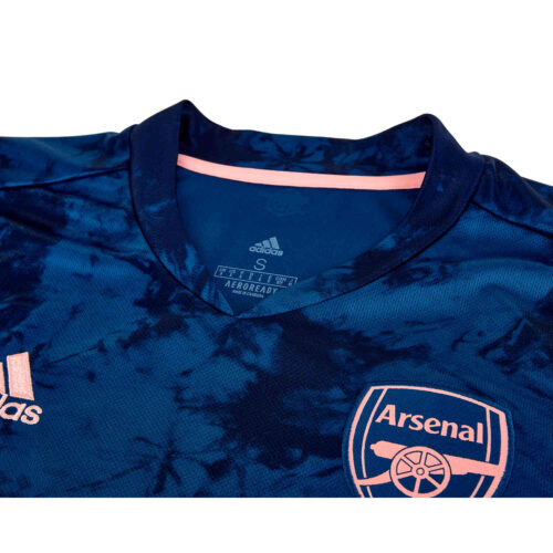 2020/21 Kids adidas David Luiz Arsenal 3rd Jersey