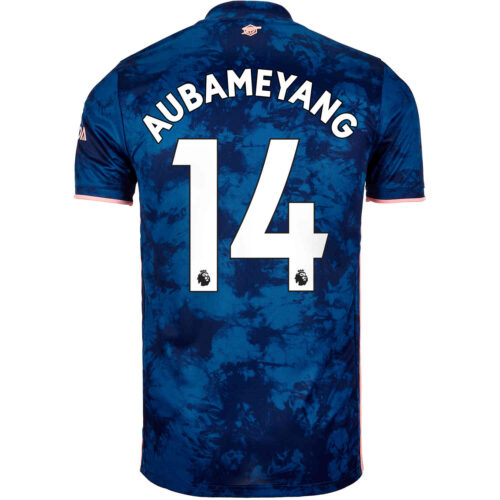2020/21 Kids adidas Pierre-Emerick Aubameyang Arsenal 3rd Jersey