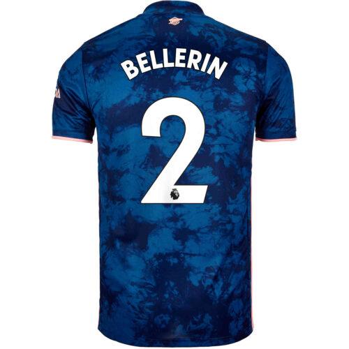 2020/21 Kids adidas Hector Bellerin Arsenal 3rd Jersey