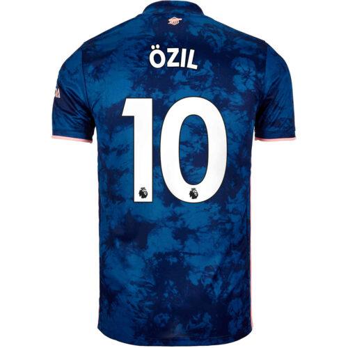 2020/21 Kids adidas Mesut Ozil Arsenal 3rd Jersey