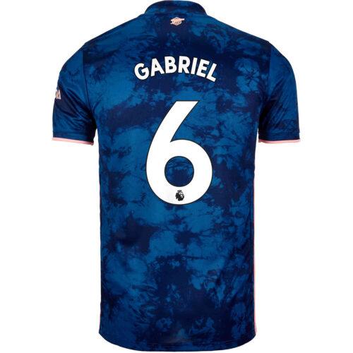 2020/21 adidas Gabriel Arsenal 3rd Jersey
