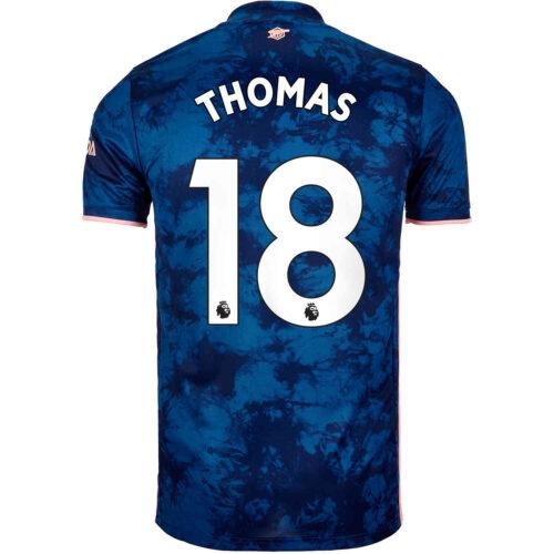 2020/21 adidas Thomas Partey Arsenal 3rd Jersey