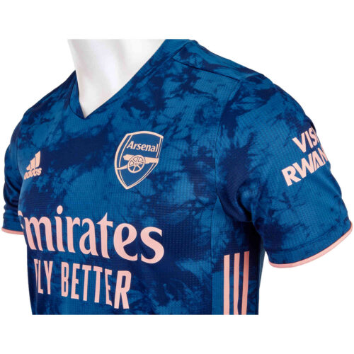 2020/21 adidas Matteo Guendouzi Arsenal 3rd Authentic Jersey