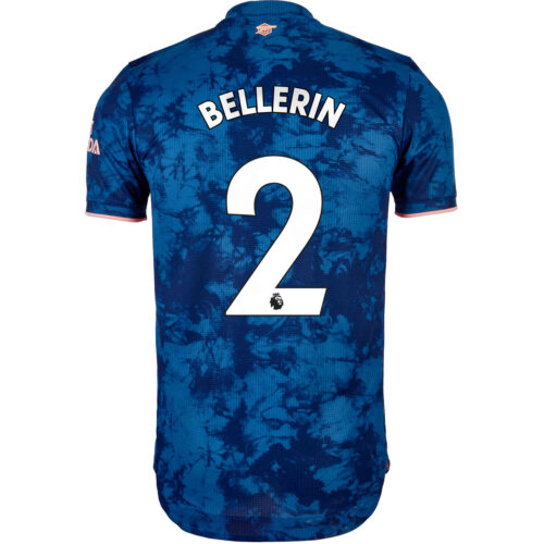 2020/21 adidas Hector Bellerin Arsenal 3rd Authentic Jersey
