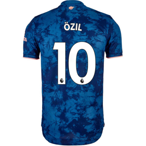 2020/21 adidas Mesut Ozil Arsenal 3rd Authentic Jersey