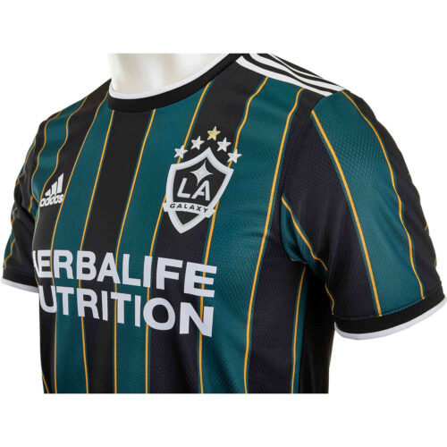 2021 adidas LA Galaxy Away Authentic Jersey