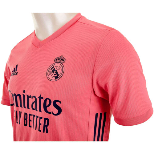 2020/21 adidas Real Madrid Away Authentic Jersey