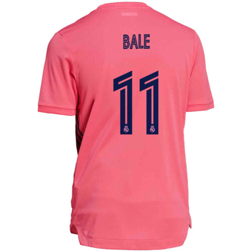 2020/21 adidas Gareth Bale Real Madrid Away Authentic Jersey