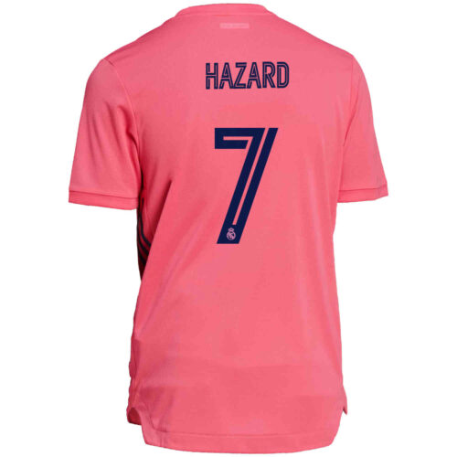2020/21 adidas Eden Hazard Real Madrid Away Authentic Jersey