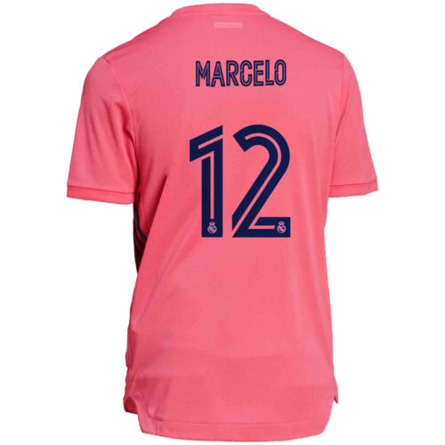 2020/21 adidas Marcelo Real Madrid Away Authentic Jersey