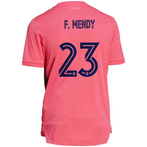 2020/21 adidas Ferland Mendy Real Madrid Away Authentic Jersey