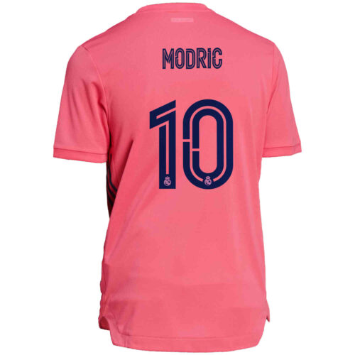 2020/21 adidas Luka Modric Real Madrid Away Authentic Jersey