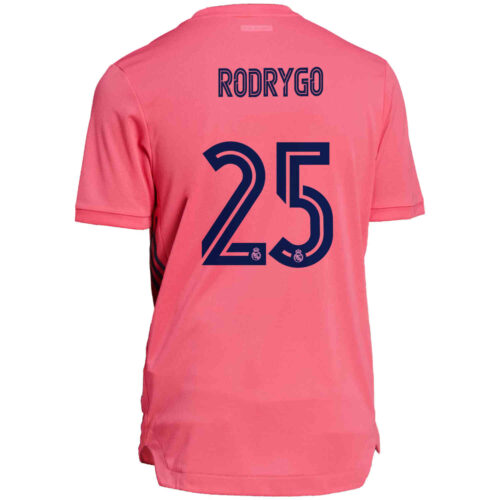 2020/21 adidas Rodrygo Real Madrid Away Authentic Jersey
