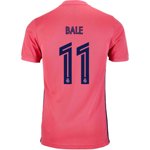 2020/21 adidas Gareth Bale Real Madrid Away Jersey