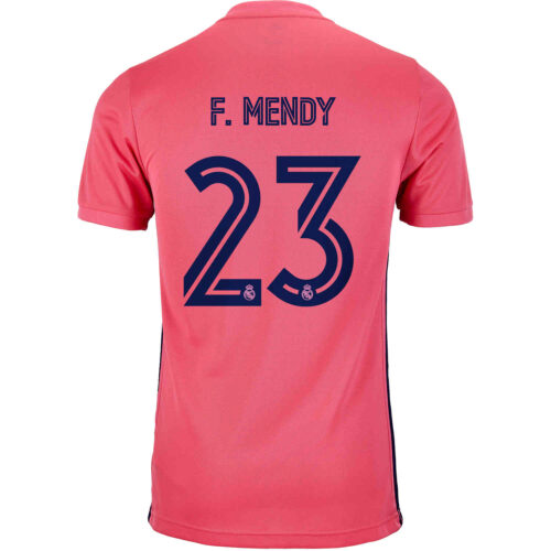 2020/21 adidas Ferland Mendy Real Madrid Away Jersey