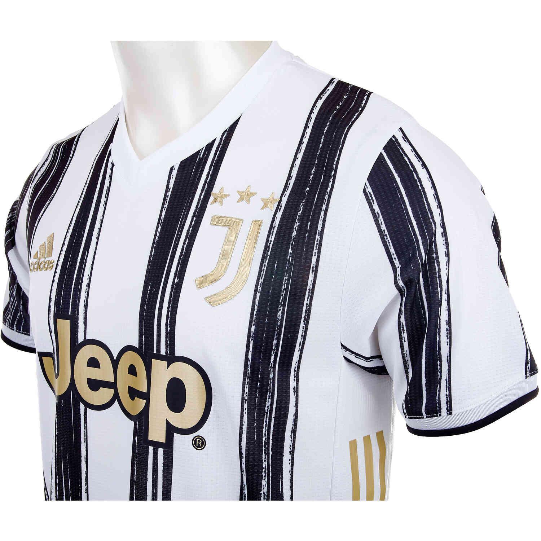 2020/21 adidas Juventus Home Authentic Jersey - SoccerPro