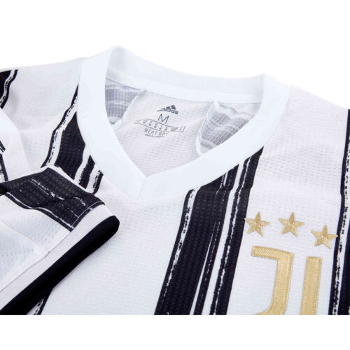 2020/21 adidas Juventus Home Authentic Jersey