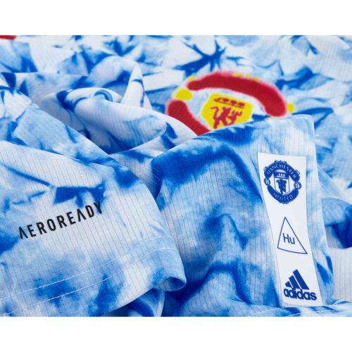 2020/21 adidas Manchester United Human Race Jersey