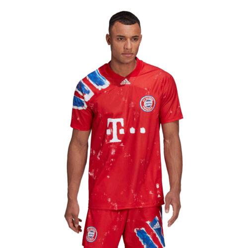 2020/21 adidas Bayern Munich Human Race Jersey