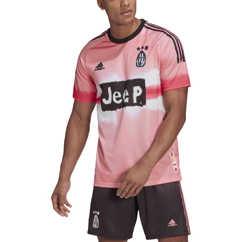 adidas Juventus Human Race Jersey – 2020/21