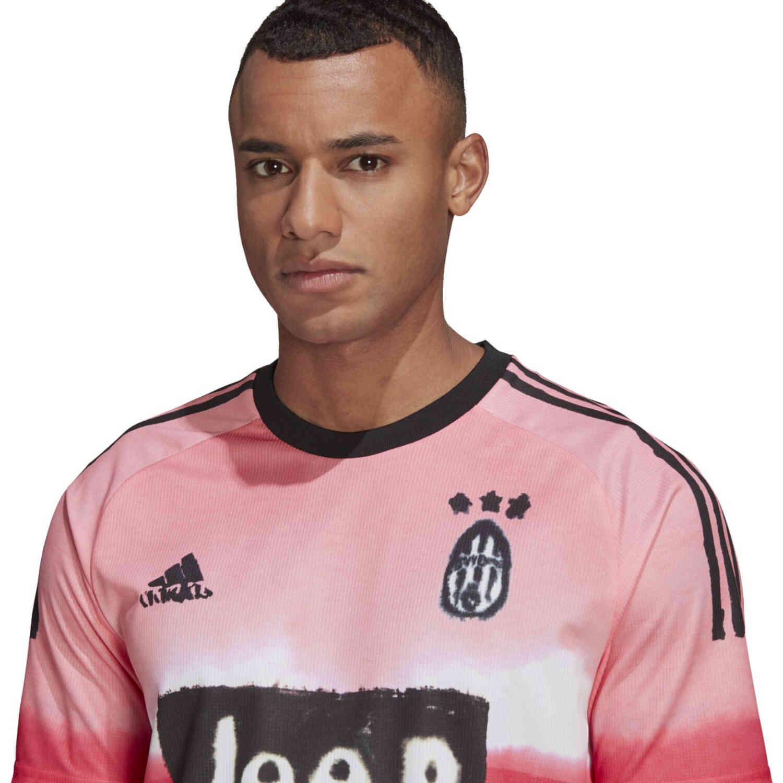 adidas Juventus Human Race Jersey - 2020/21 - SoccerPro