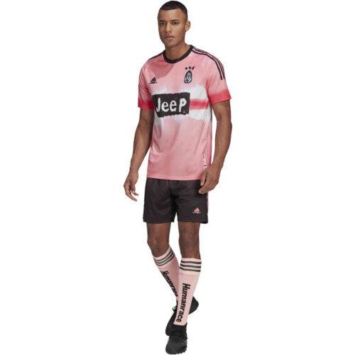 2020/21 adidas Juventus Human Race Jersey