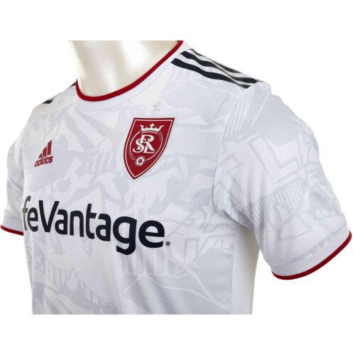 2021 adidas Real Salt Lake Away Authentic Jersey